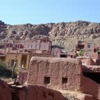 Abyane village
